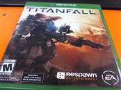 Used- Microsoft XBOX One Game Titanfall
